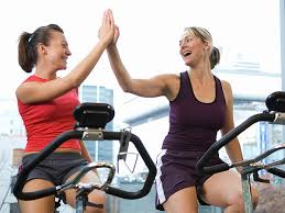 Unit 154 How Exercising With a Friend Can Help You Lose Weight